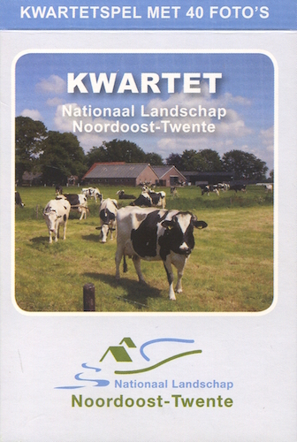 Kwartet Nationaal Landschap Noordoost-Twente