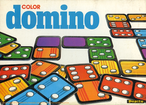 Color Domino