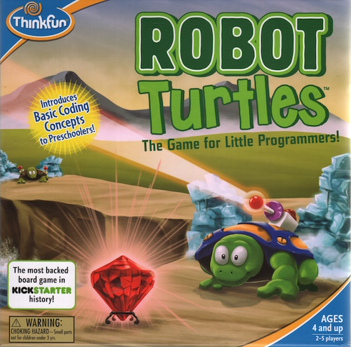 Robot Turtles: The Game for Little Programmers!