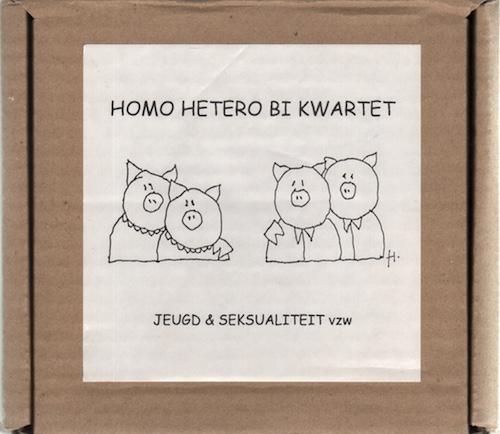 Homo Hetero Bi Kwartet