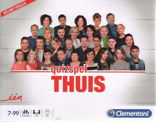 Quizspel Thuis