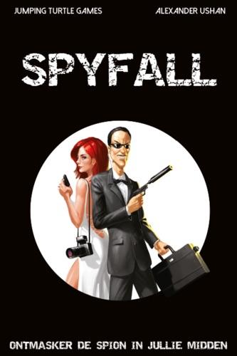 Spyfall: Ontmasker de spion in jullie midden