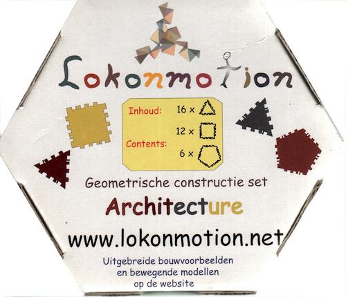 Lokonmotion: Architecture  (Geometrische Constructie Set)