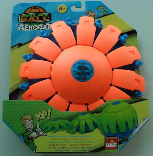 Phlat ball Aeroflyt