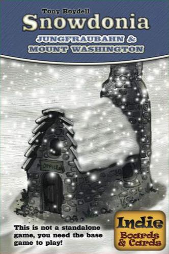 Snowdonia: Jungfraubahn & Mount Washington