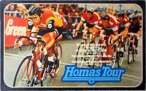 Homas Tour: Het Grote Wielerspel