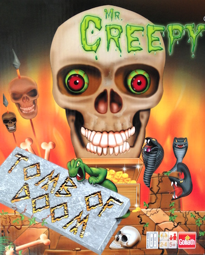 Mr. Creepy - Tomb of Doom