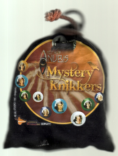 Het Huis Anubis: Mystery Knikkers