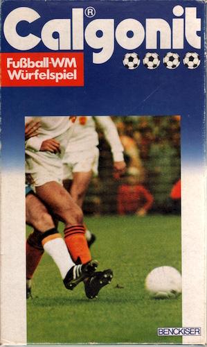 Calgonit: Fußbal-WM Würfelspiel