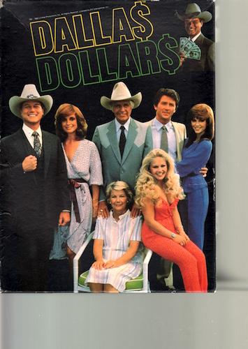 Dalla$ Dollar$ (Dallas Dollars)