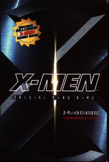 X-Men Trading Card Game: 2-Player Starter Set