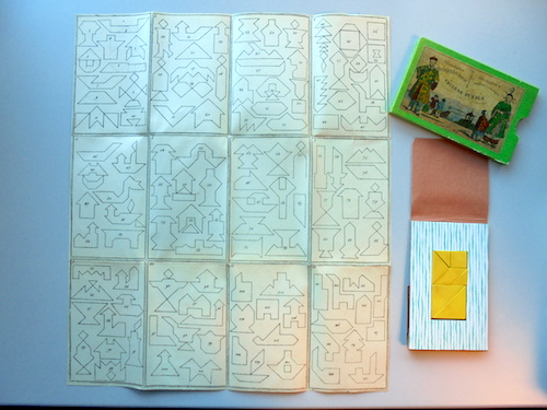 Chinese Puzzle (Tangram)