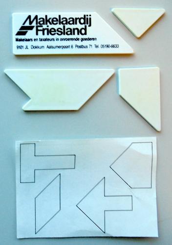 T-Puzzle (Tangram-variant)