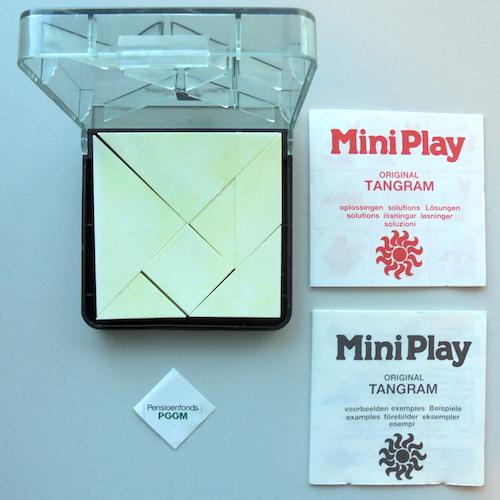 MiniPlay: Original Tangram