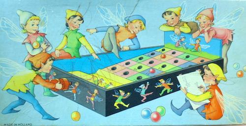 Trekspel (Knikkerspel)