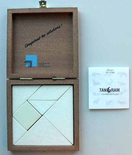 Tangram (Chinesisches Puzzle)