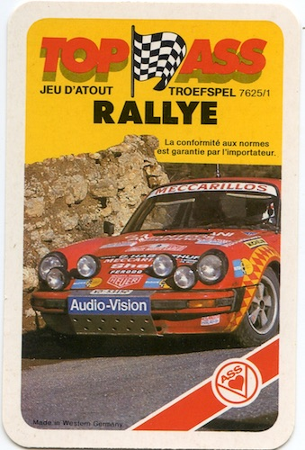 Rallye (Troefspel)