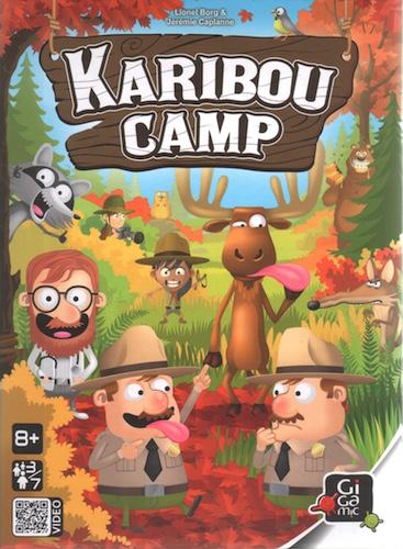 Karibou Camp