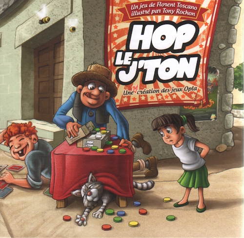Hop Le J