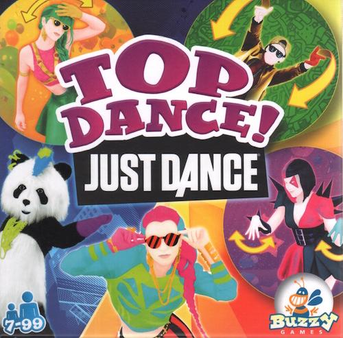 Top Dance! Just Dance