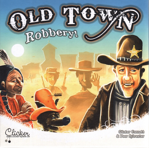 Old Town Robbery!
