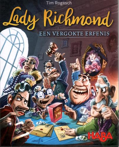 Lady Richmond: Een vergokte erfenis