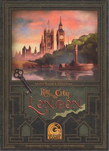 Key to the City - London (#18)