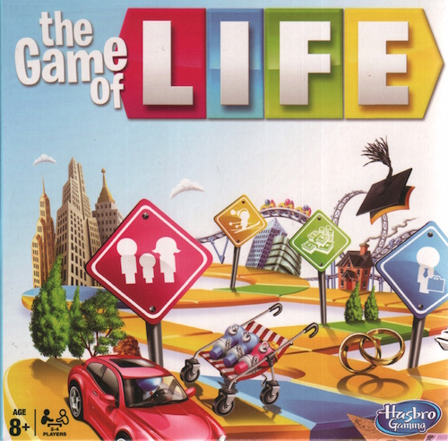 The Game of Life (Globetrade)