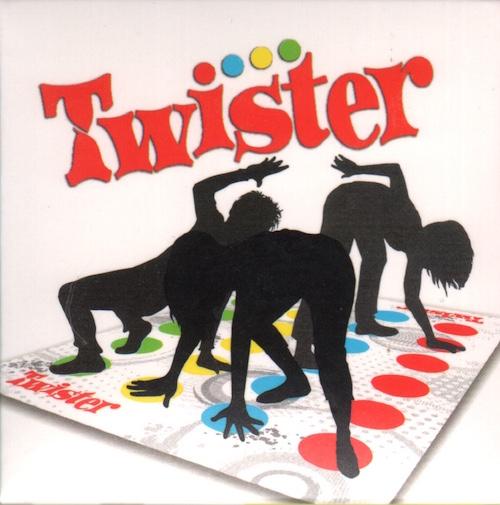 Twister (klein doosje)