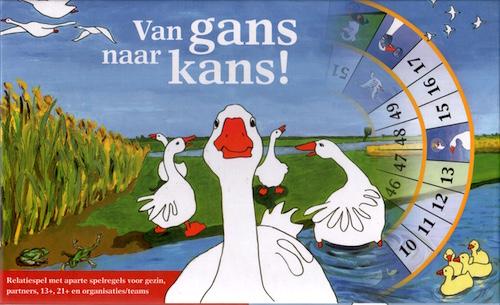 Van Gans naar Kans!