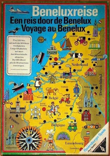 Een Reis door de Benelux