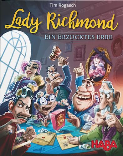 Lady Richmond: Ein erzocktes Erbe