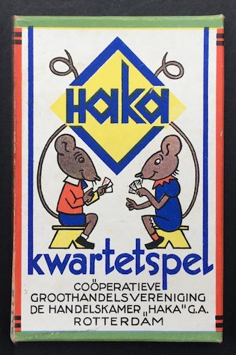 Haka Kwartetspel