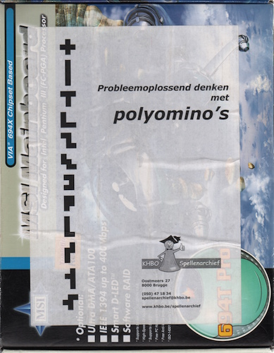 Probleemoplossend denken met Polyomino