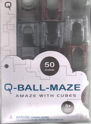 Q-ball-maze