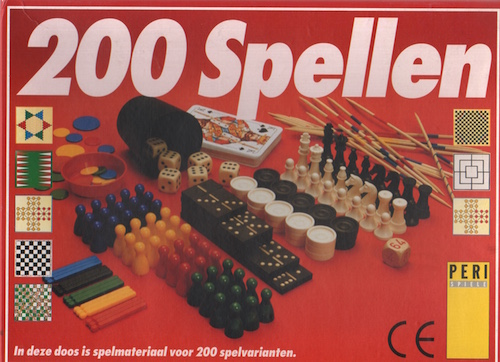 200 Spellen