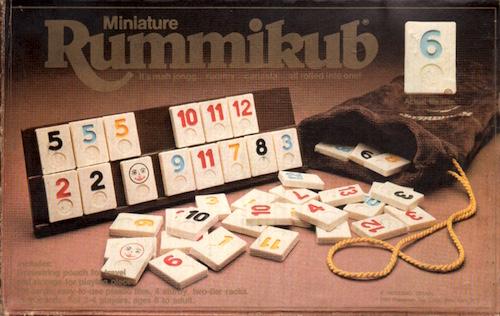 Rummikub Miniature
