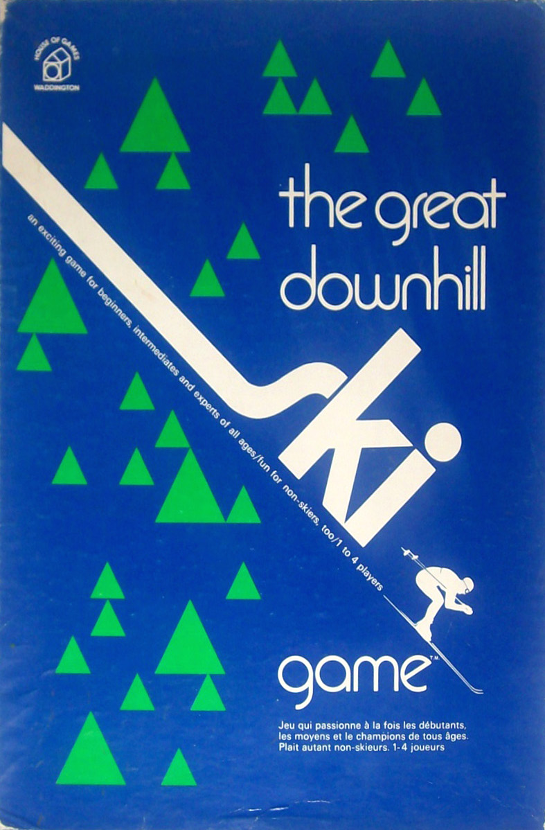 The Great Downhill Ski Game