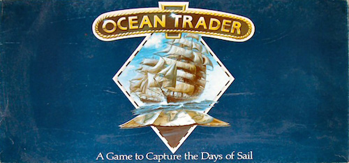 Ocean Trader: A Game to Capture the Days of Sail