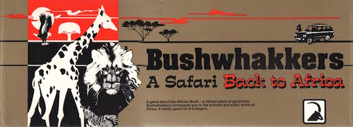 Bushwhakkers: A Safari Back to Africa