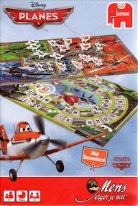 Ganzenbord/Mens Erger je Niet: Disney Planes