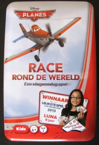 Race rond de Wereld (Disney Planes)