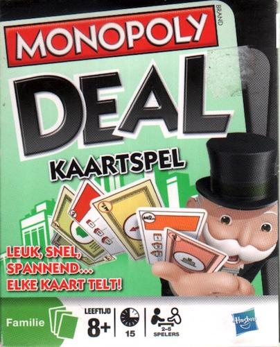 Monopoly: Deal (Kaartspel)