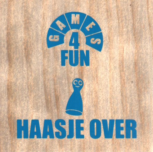 Haasje Over (Solitaire)