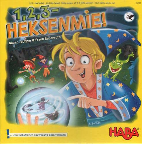 1, 2, 3- Heksenmie!