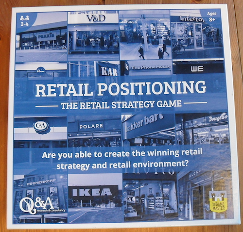 Retail Positining: The Retail Strategy Game