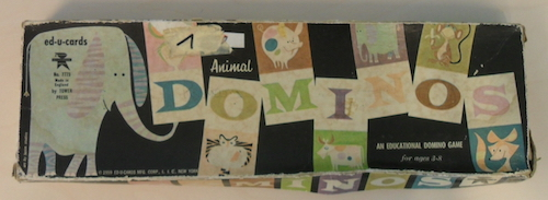 Animal Dominos