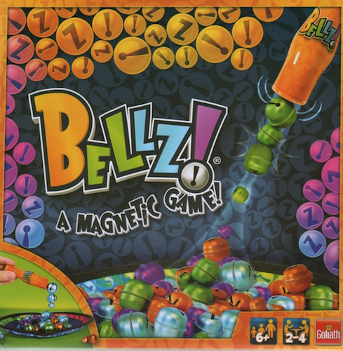 Bellz! A Magnetic Game