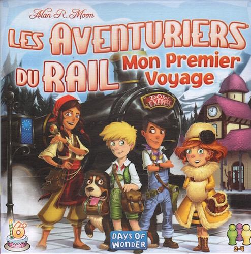 Les aventuriers de Rail: Mon Premier Voyage
