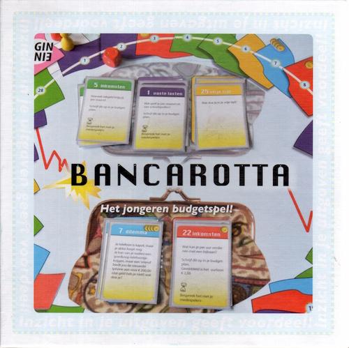 Bancarotta: Het Jongeren Budgetspel